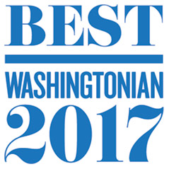 Washingtonian Award